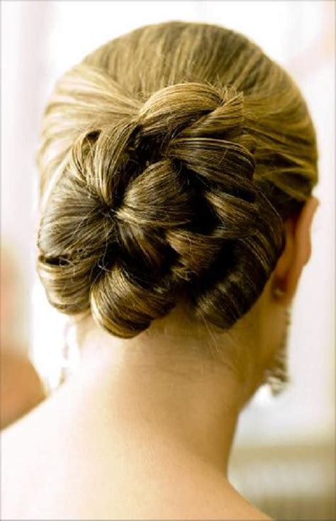 Wedding Hairstyles Updos Bun by Updo Wedding Hairstyles With Veil For Black
