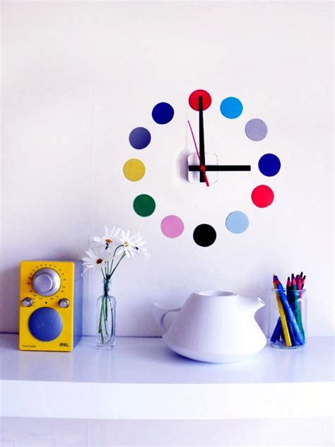 Kitchen Wall Decorations Ideas wall clock design 20 creative ideas for modern wall