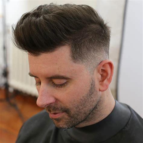 Pompadour Hairstyles by Pompadour Hairstyles For