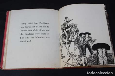 libro the story of ferdinand the story of ferdinand munro leaf robert laws comprar libros de cuentos en todocoleccion
