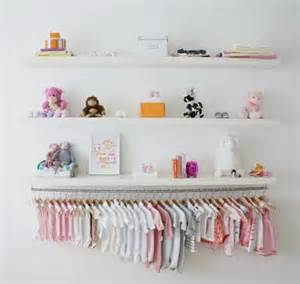 Baby closet organizer ideas with tips for baby clothes organization in
