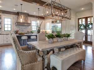 country open floor plans pretty kitchen and dining room with an open floor plan