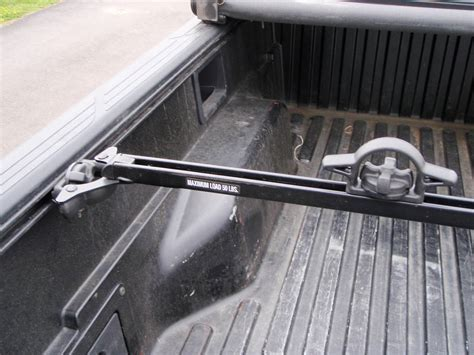 truck bed rail system toyota bed rail system accessories