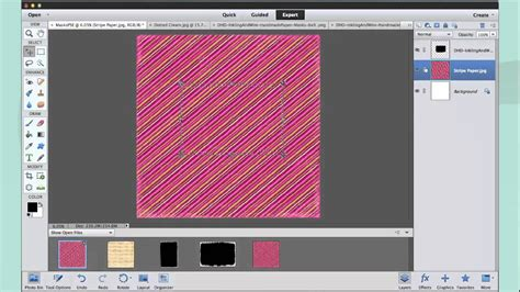 create pattern in photoshop elements photoshop elements 11 tutorial how to create layer masks
