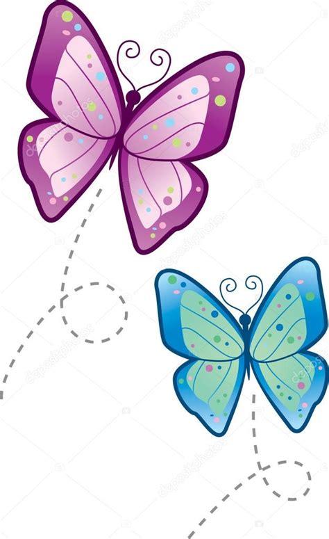 imagenes animadas de mariposas volando tecknade fj 228 rilar stock vektor 169 cthoman 85930064