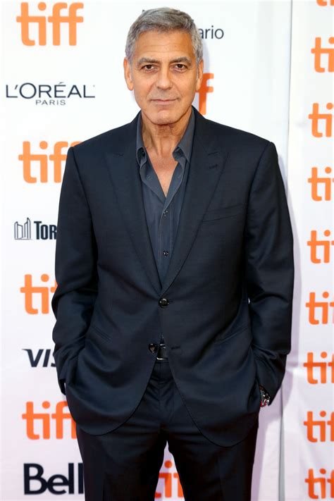 movie actor george george clooney on stepping back from acting people