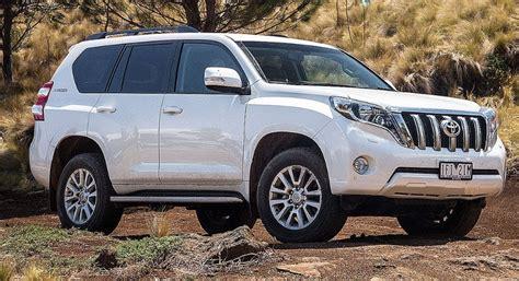 Prado Toyota 2019 by New 2019 Toyota Land Cruiser Prado Redesign Price