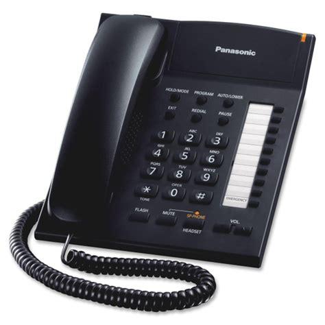 Telepon Kabel Panasonic Kx Ts840 Putih jual telepon panasonic kx ts840 gudang kantor