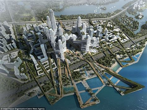 shenzhen superstars how china s smartest city is challenging silicon valley books shenzhen city concept is made from one building