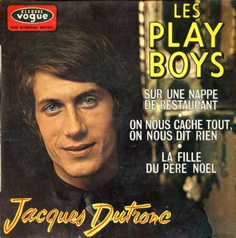 jacques dutronc vinyl dutronc jacques les play boys records lps vinyl and cds