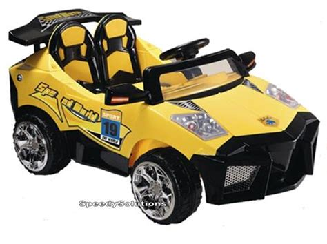 2 seater power ride on remote wheels car