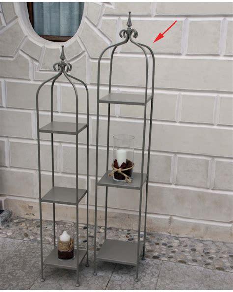 etagere in ferro etagere in ferro battuto 3 piani altezza 182 cm