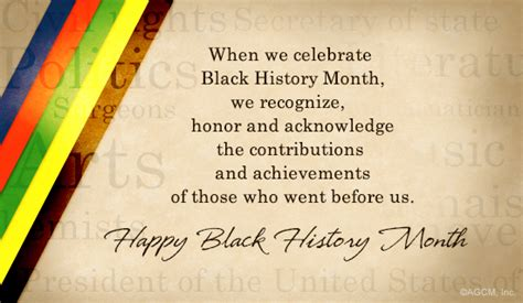 Happy Black History Month by Happy Black History Month Black History Month Ecard