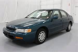 1994 honda accord lx sedan warranty and tempe