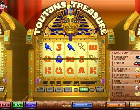 toutans treasures slot machine game  play