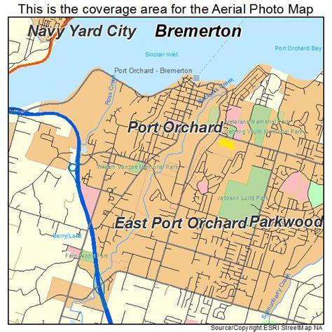 orchard washington aerial photography map of orchard wa washington