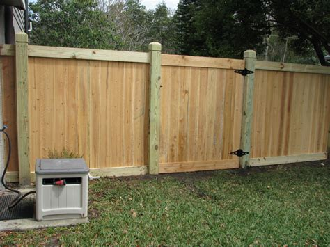 pdf diy how to build a wood panel diy how to build a 6 foot wood privacy fence plans free