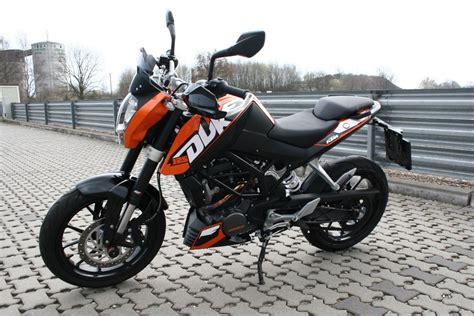 Ist Eine 125er Ein Motorrad by Ktm 125 Duke Trotz Kleinem Motor Ein Echtes Motorrad