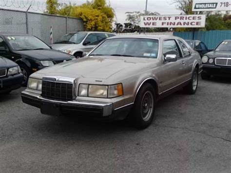 how make cars 1989 lincoln continental mark vii lane departure warning find used 1989 lincoln mark vii lsc sedan 2 door 5 0l in staten island new york united states