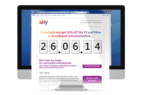 sky layout update email sky email designs neal lankester freelance design creative