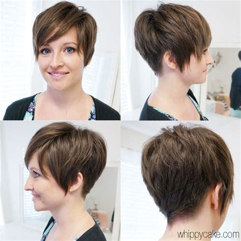 Pixie Haircut With Stacked Back   newhairstylesformen2014.com