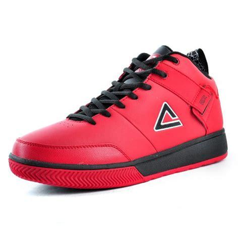 basketball shoes in dubai peak s low cut basketball shoes burgundy black size