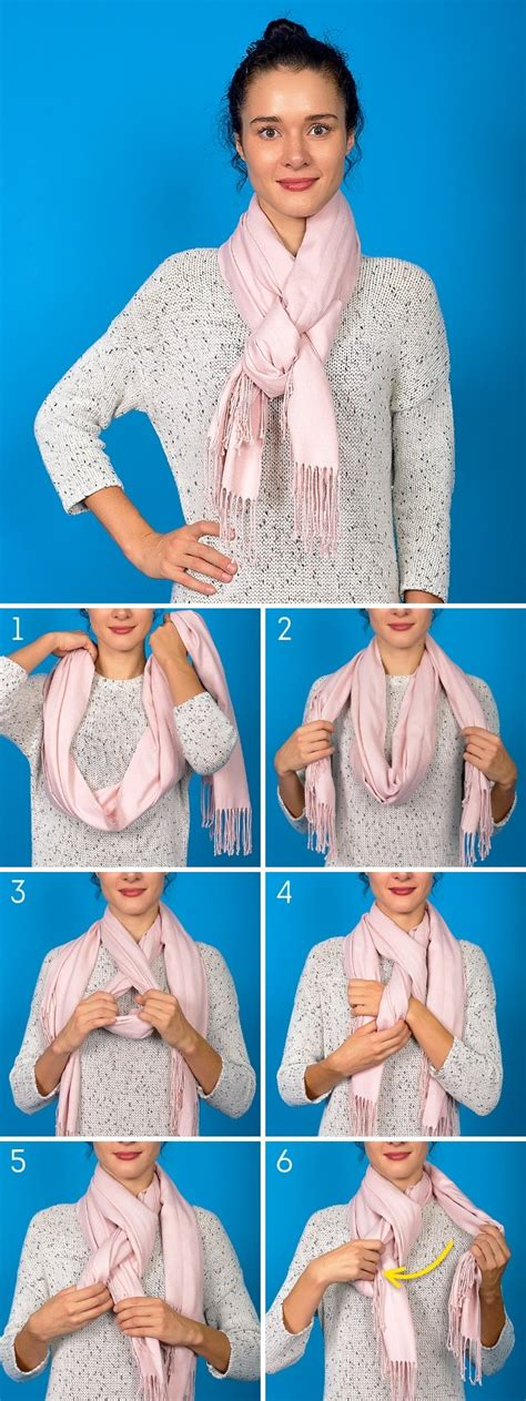 crotch hidden knots styles 8 amazing style tips on how to tie a scarf ntd tv