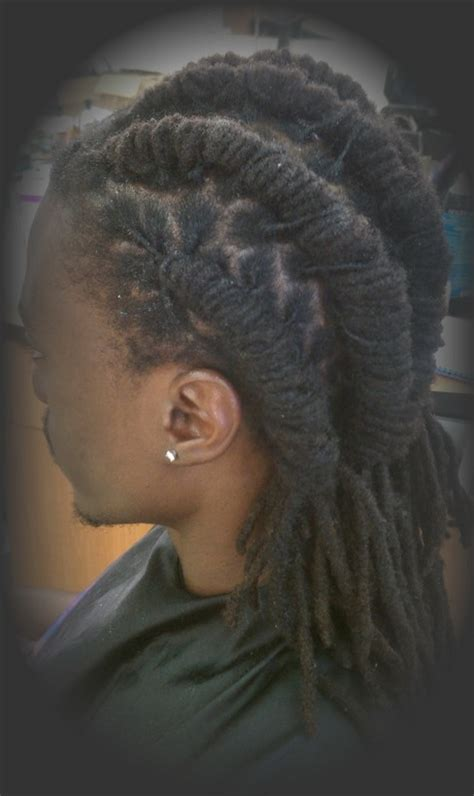 Dreadlocks Hairstyle In Nigeria by Dreads Hairstyle With Hair In Nigeria