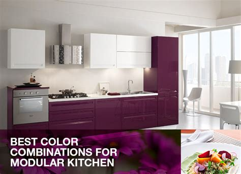best colors for kitchens best color combinations for modular kitchen spar arreda india
