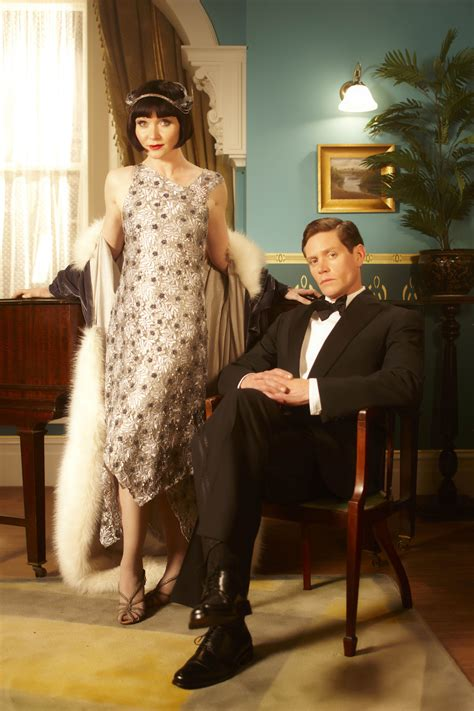 miss fishers murder mysteries cast america meets the honourable miss phryne fisher as