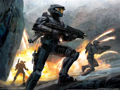 wallpaper game halo halo 3 video game 1031