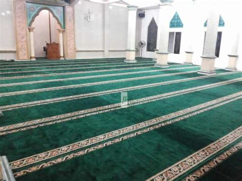 Karpet Masjid Di Jakarta karpet masjid al husna pusat kebutuhan masjid