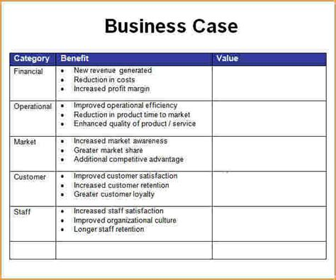 basic business template business template questionnaire template