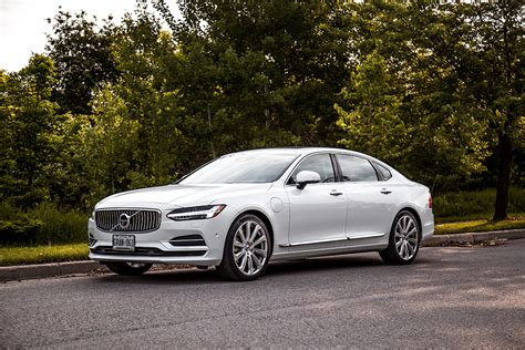 S90 T8 Review by Review 2018 Volvo S90 T8 Inscription Car
