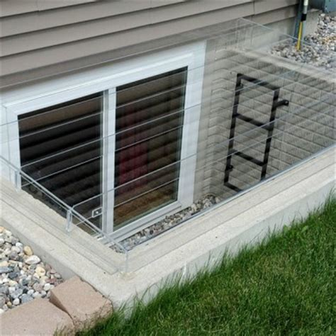 egress window covers window well liners what are window well liner