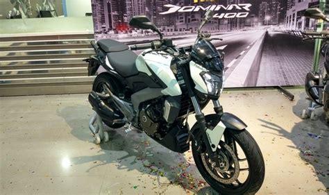 bajaj auto price list bajaj dominar 400 price list revealed for 22 cities find