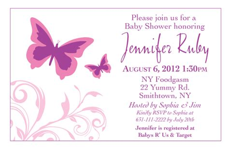 Butterfly Baby Shower Invitations Printable Free by Wisdom Design Butterfly Baby Shower Invitation