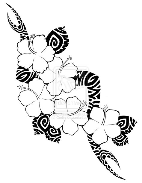 hawaiian tribal pattern meanings hawaiian tattoo symbols and meanings tattoo