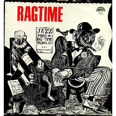 rag time music jazz piano ragtime by various artists lp with progg ref