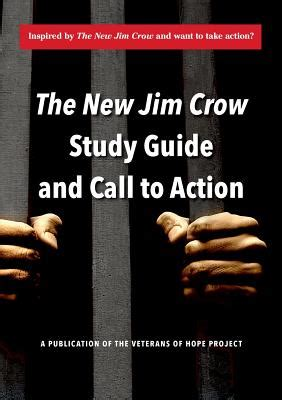 Themes In The New Jim Crow | the new jim crow study guide and call to action paperback
