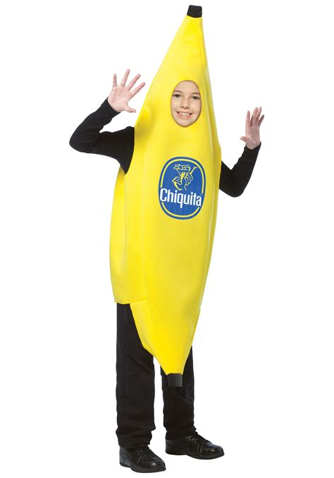 banana costume child chiquita banana costume