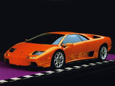 Lamborghini Diablo 2000 2000 Lamborghini Diablo Vt 6 0 Diablo Supercar Supercars