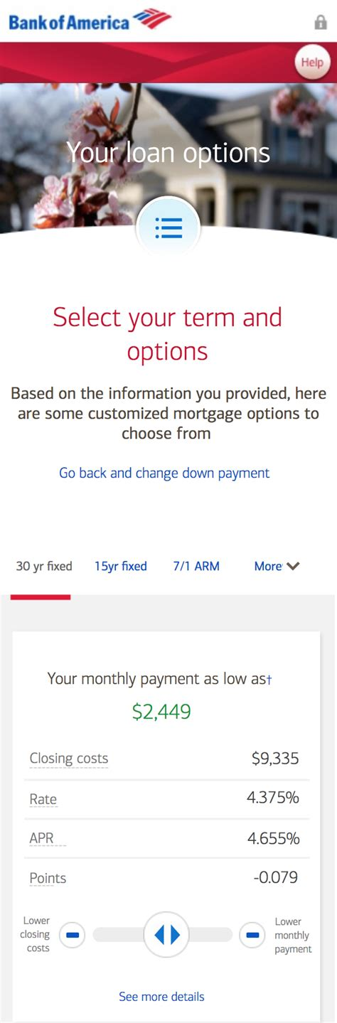 Bank Of America Technology Mba Program by Bank Of America Launches Digital Mortgage Platform