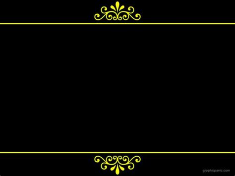 royal templates for ppt royal border background powerpoint background