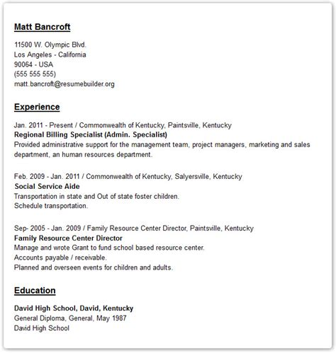 doc 525679 resume about target resume templates exles of targeted resume bizdoska
