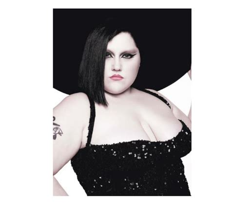 Bett Dito by Beth Ditto Postpones New York Show After Hospitalisation