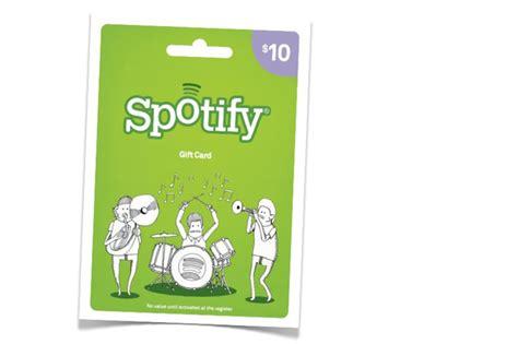 Spotify Premium Gift Card - spotify premium gift card target