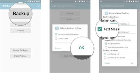 recovering deleted texts android how to sms backup restore on android phone