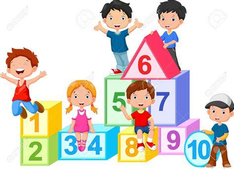 kids learning math clipart children playing blocks clip art 101 clip art