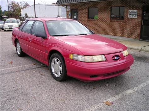 manual cars for sale 1995 ford taurus regenerative braking 1995 ford taurus sho sale mitula cars